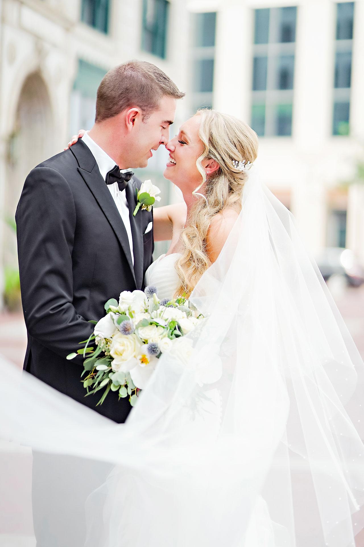 Liz Zach Conrad Artsgarden Indianapolis Wedding 118