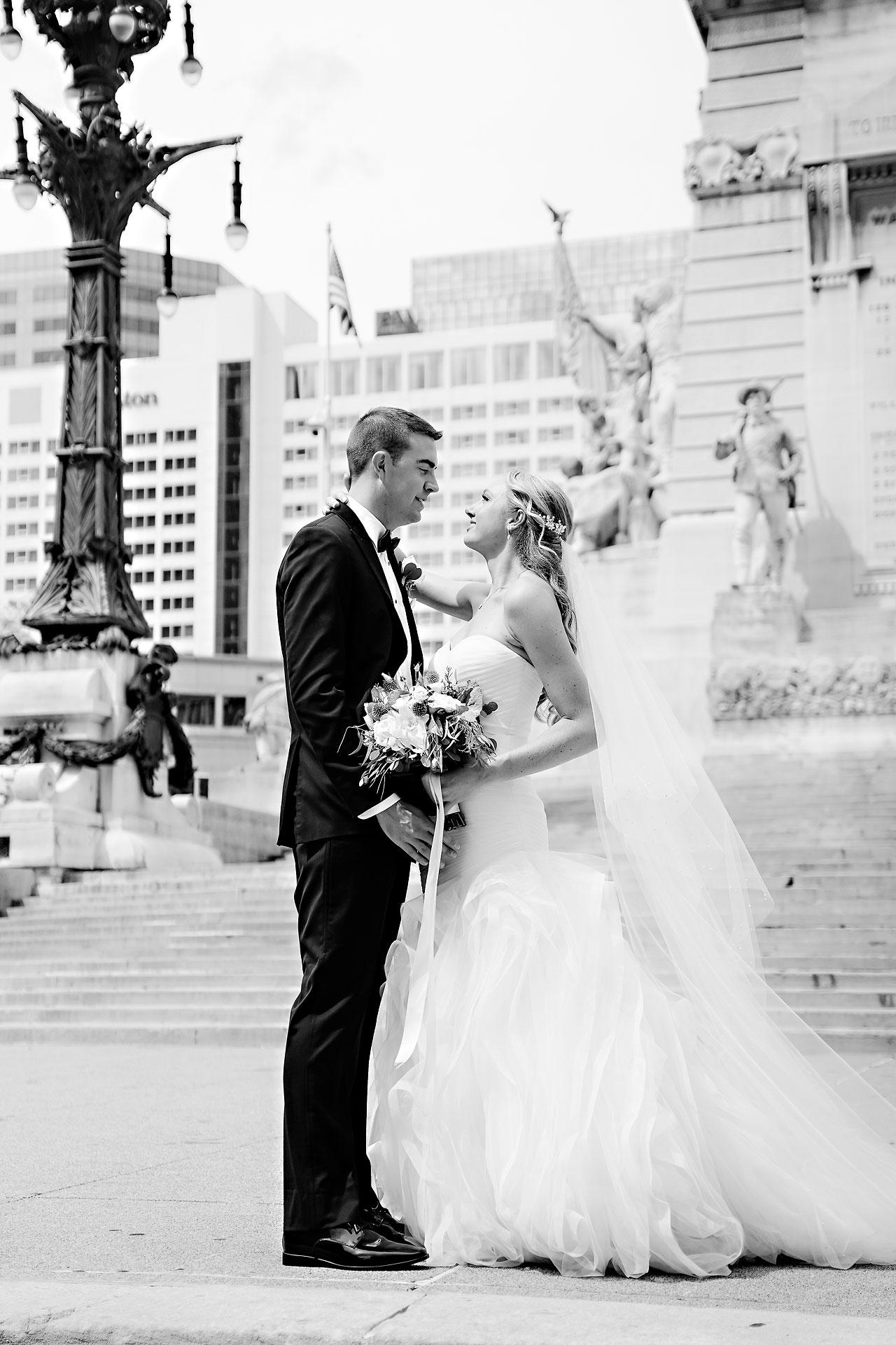 Liz Zach Conrad Artsgarden Indianapolis Wedding 119