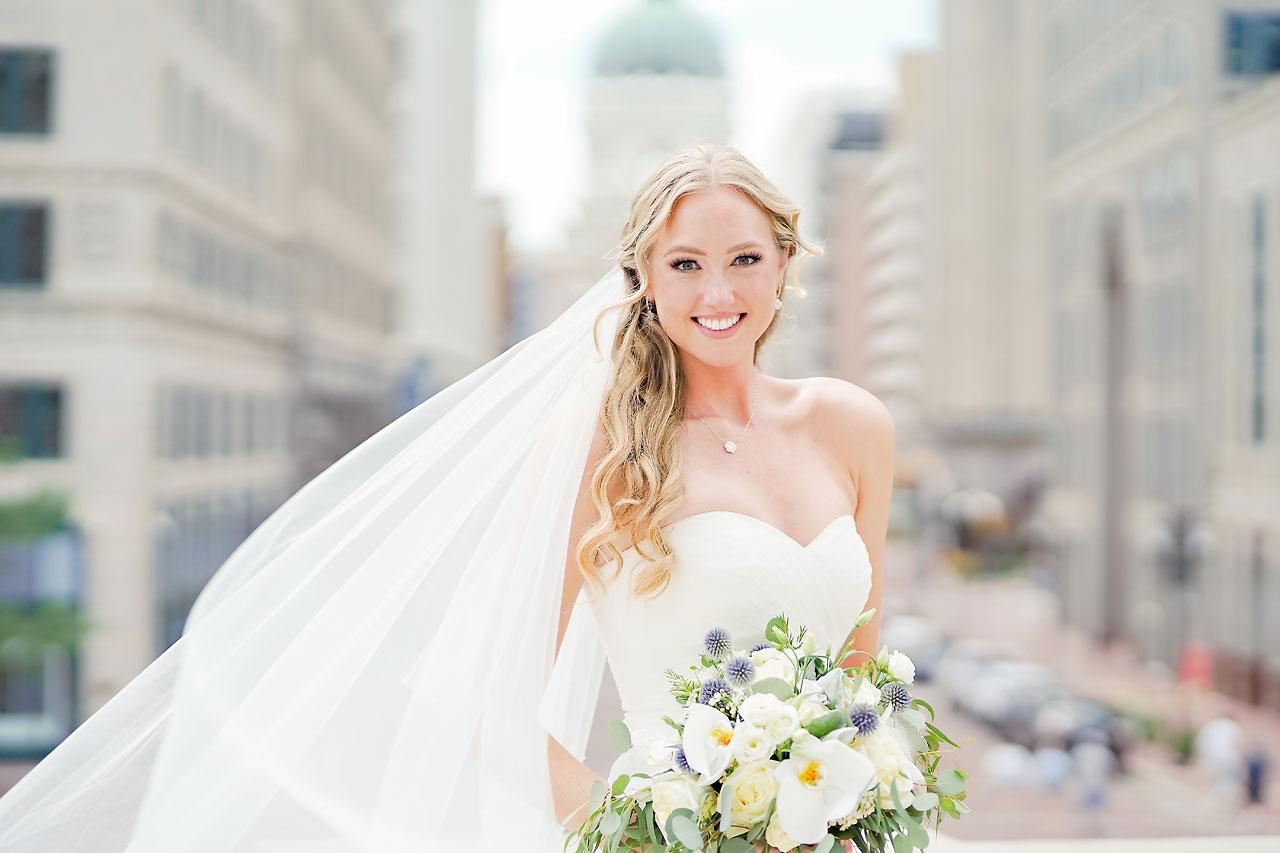 Liz Zach Conrad Artsgarden Indianapolis Wedding 120
