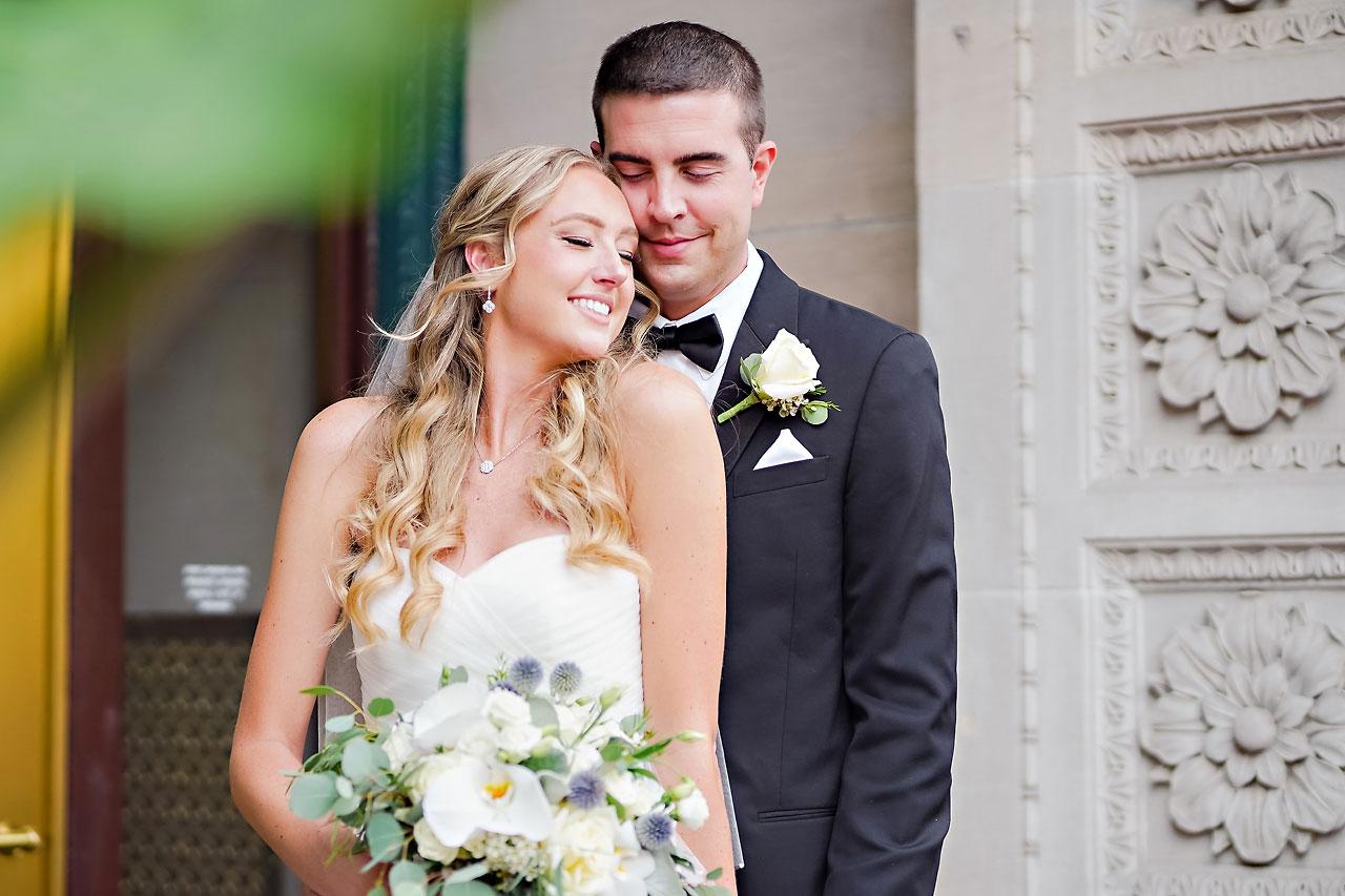 Liz Zach Conrad Artsgarden Indianapolis Wedding 122