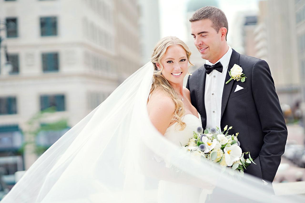Liz Zach Conrad Artsgarden Indianapolis Wedding 125