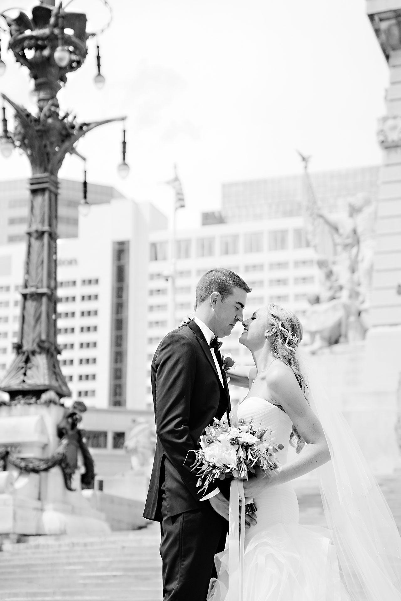 Liz Zach Conrad Artsgarden Indianapolis Wedding 130