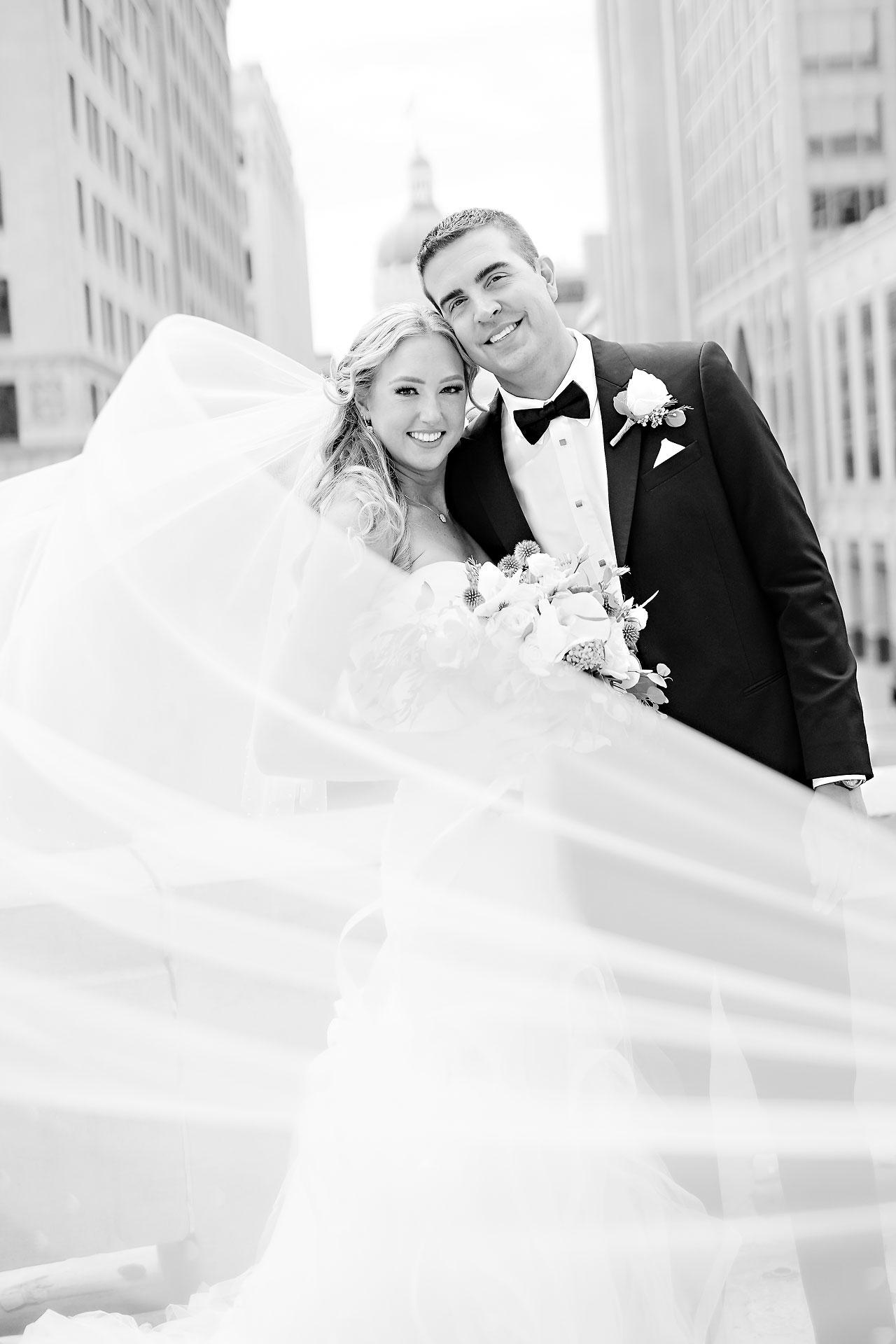Liz Zach Conrad Artsgarden Indianapolis Wedding 133