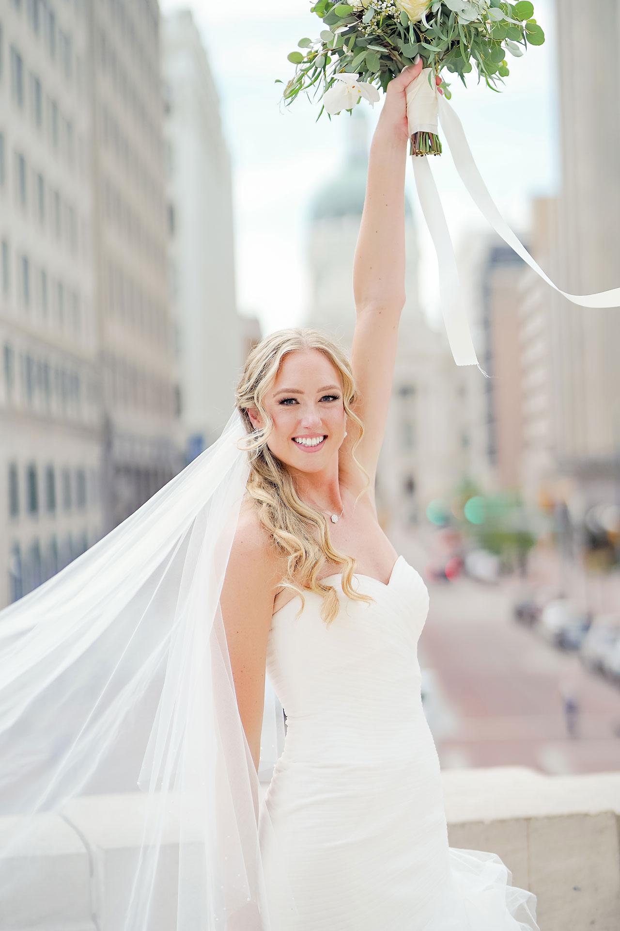 Liz Zach Conrad Artsgarden Indianapolis Wedding 134