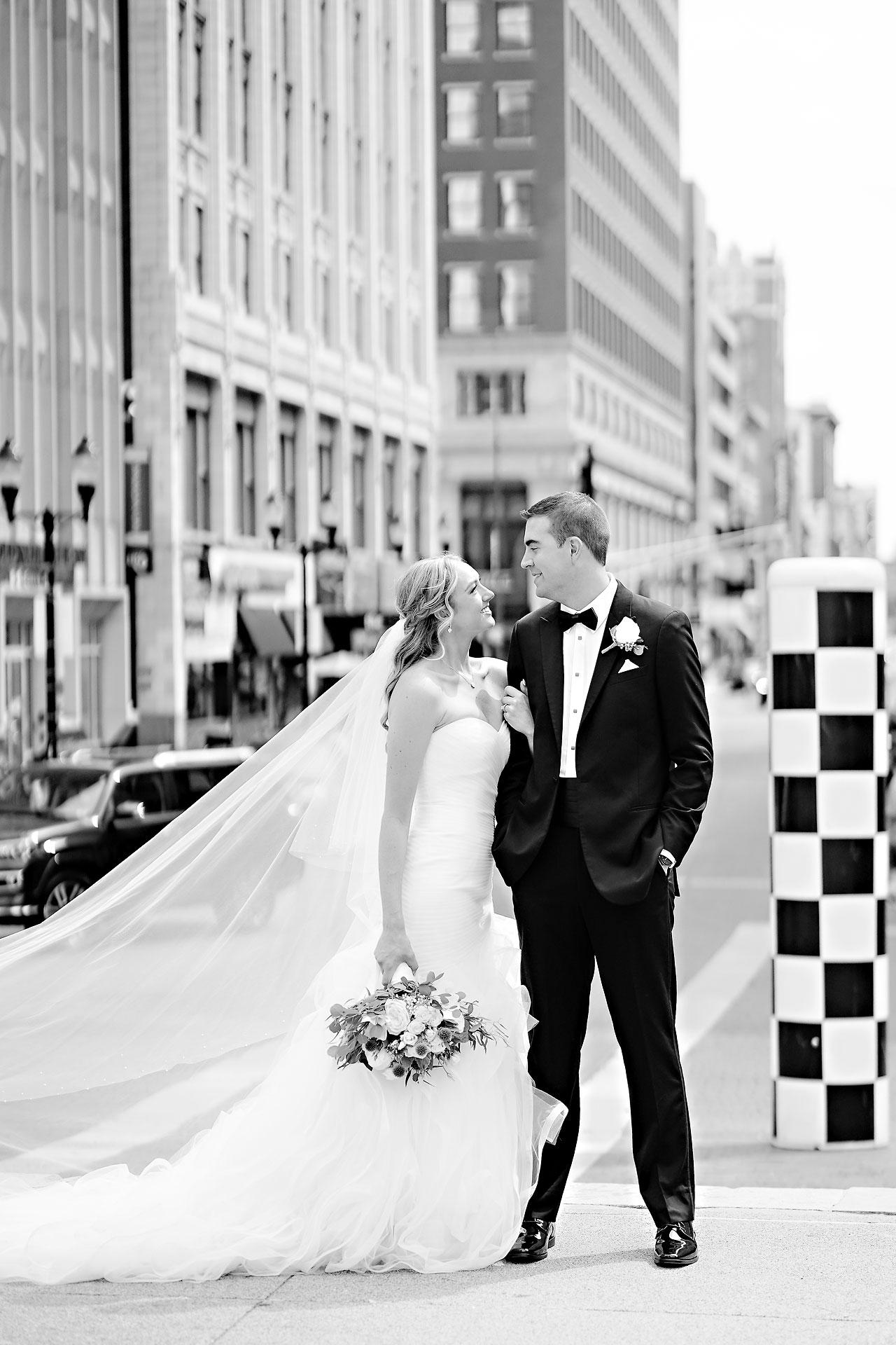 Liz Zach Conrad Artsgarden Indianapolis Wedding 135