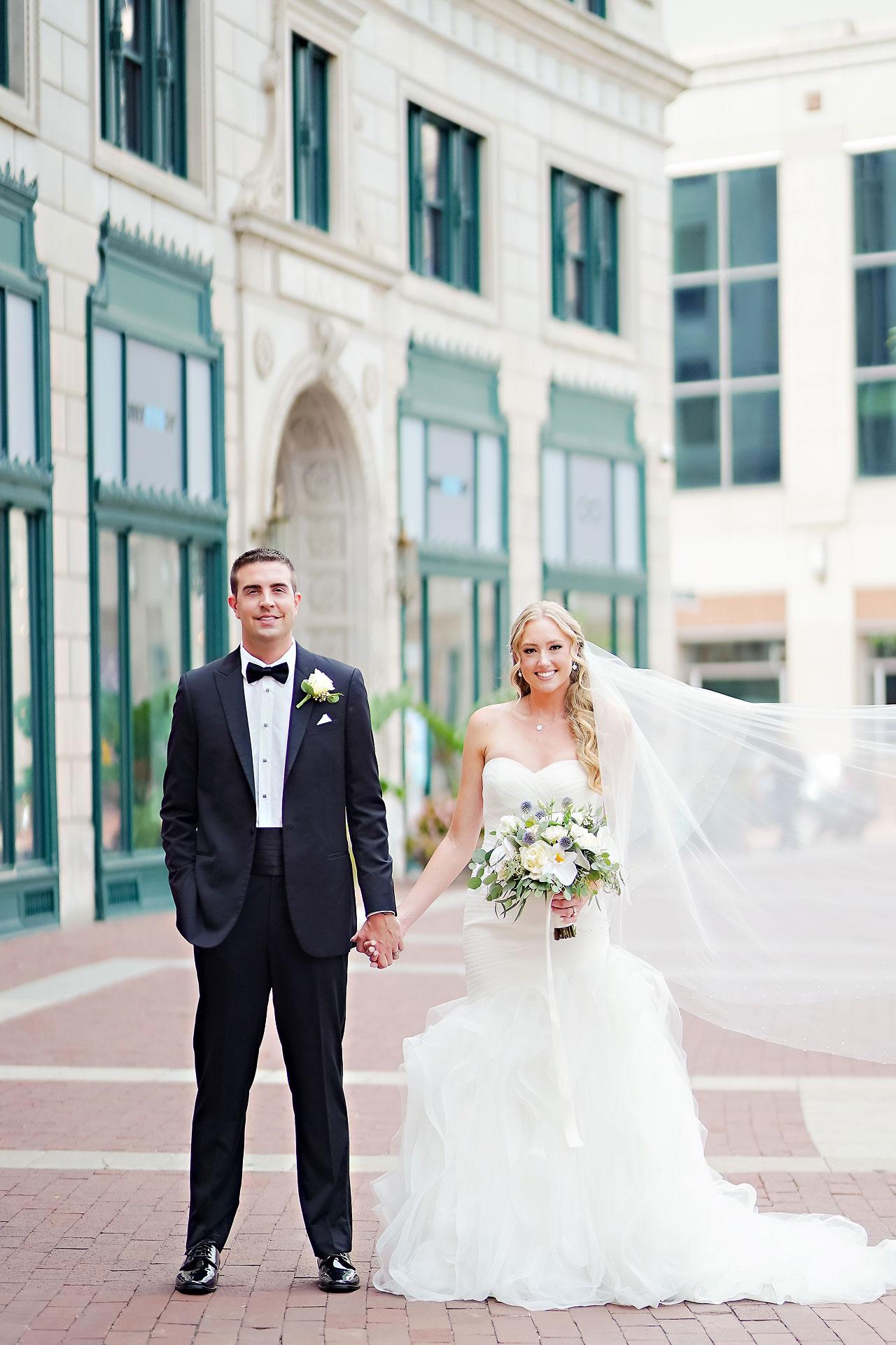 Liz Zach Conrad Artsgarden Indianapolis Wedding 138
