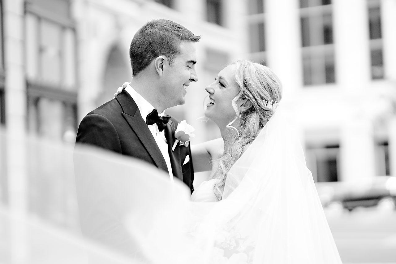 Liz Zach Conrad Artsgarden Indianapolis Wedding 139