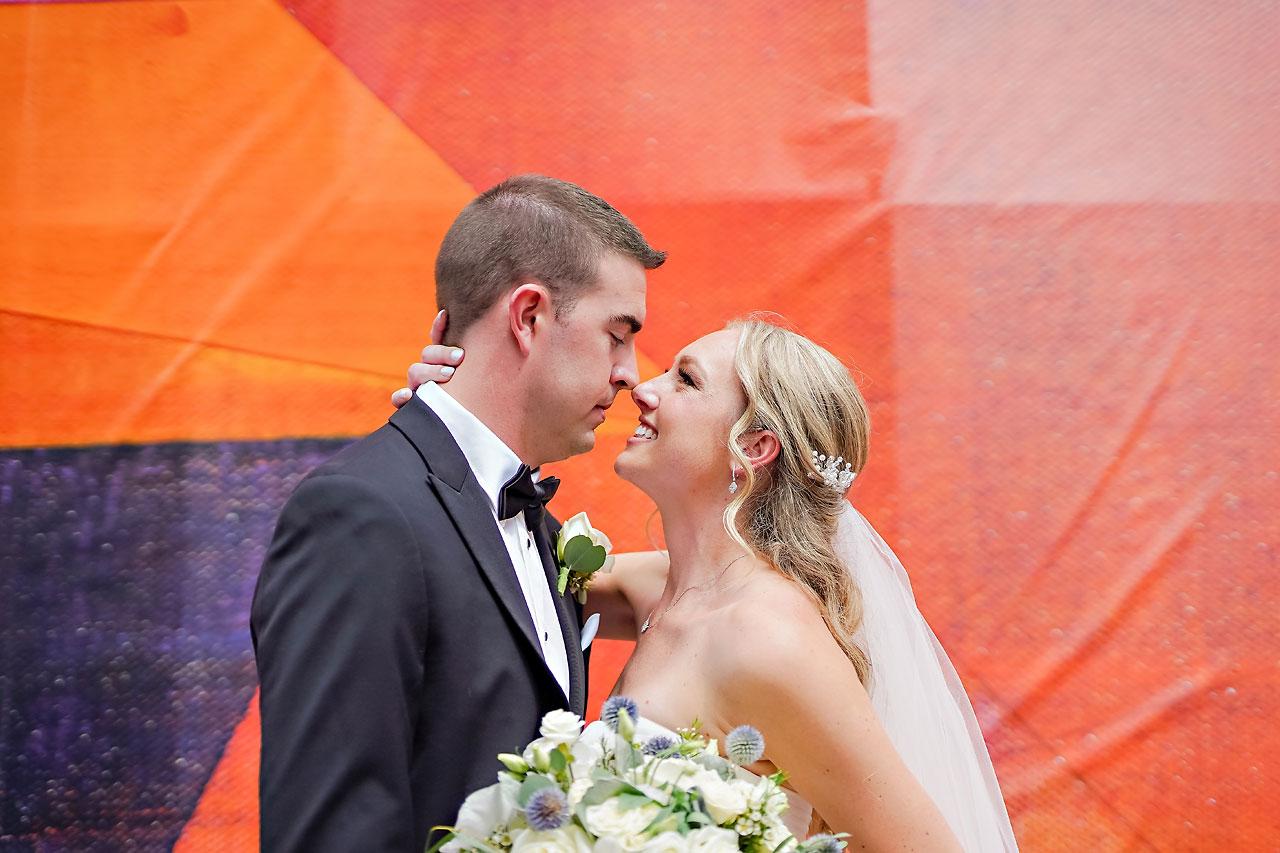 Liz Zach Conrad Artsgarden Indianapolis Wedding 144