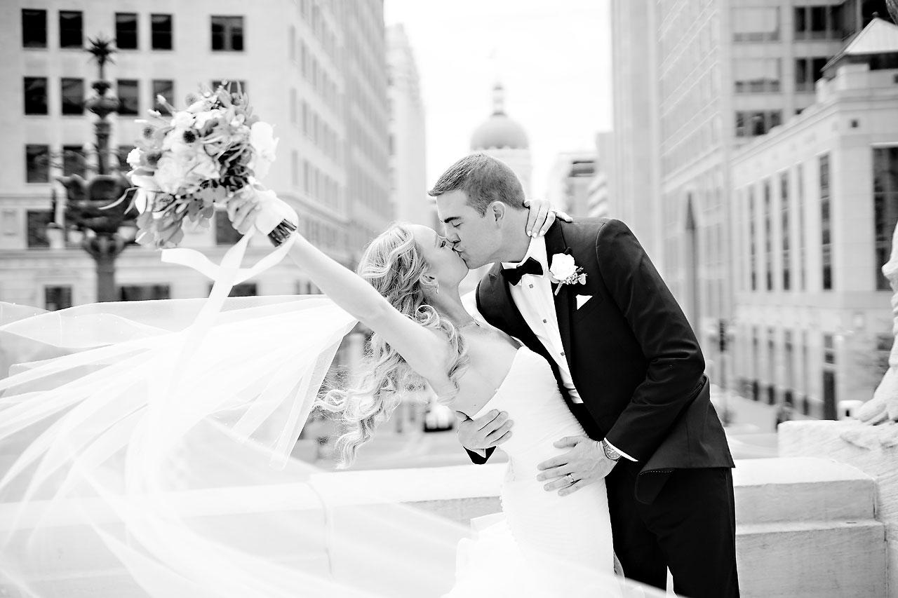 Liz Zach Conrad Artsgarden Indianapolis Wedding 145