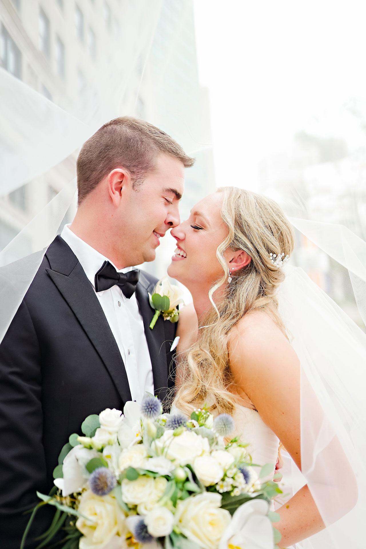 Liz Zach Conrad Artsgarden Indianapolis Wedding 146