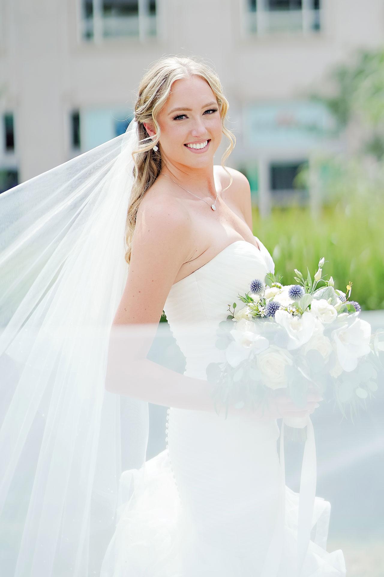 Liz Zach Conrad Artsgarden Indianapolis Wedding 148