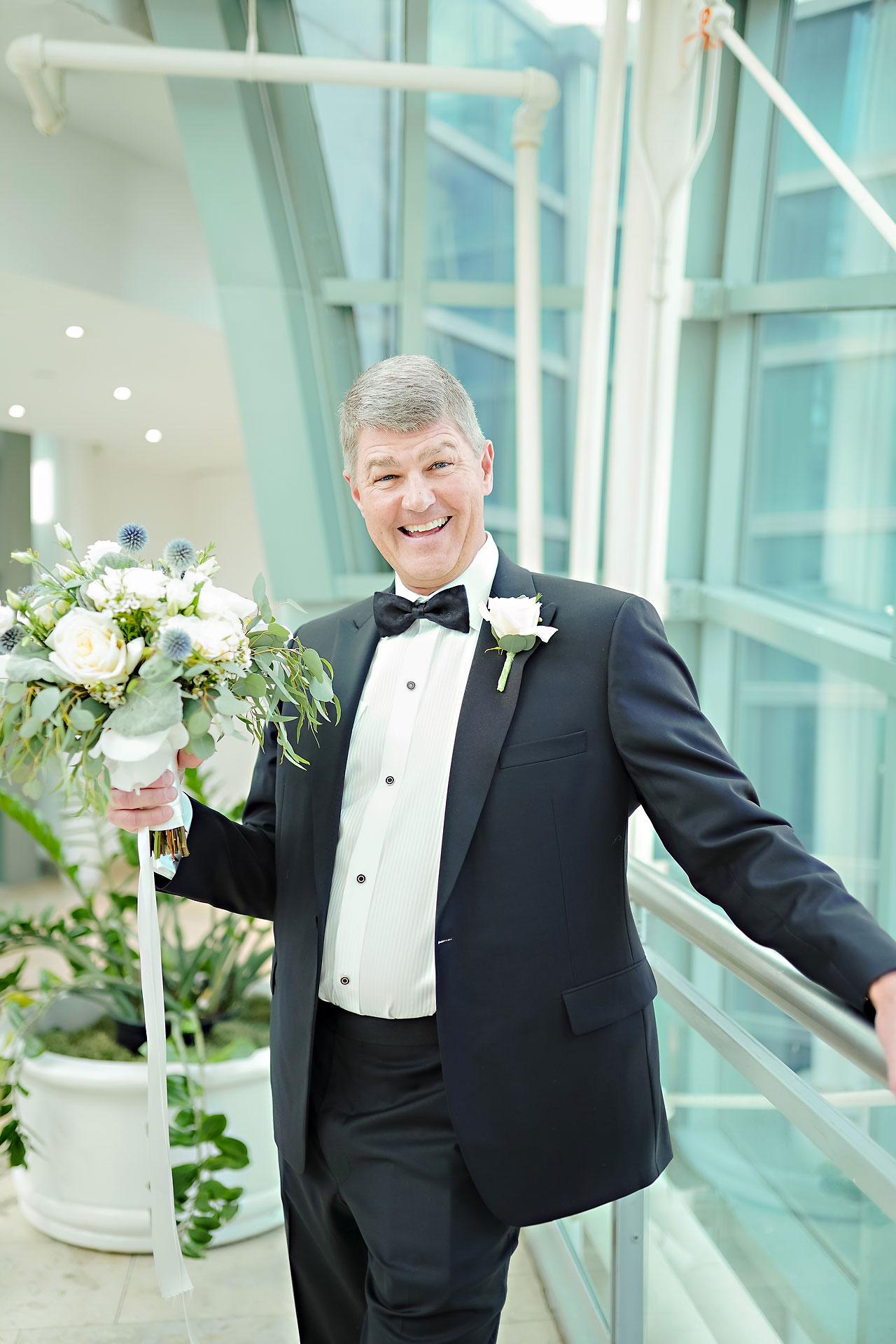 Liz Zach Conrad Artsgarden Indianapolis Wedding 152