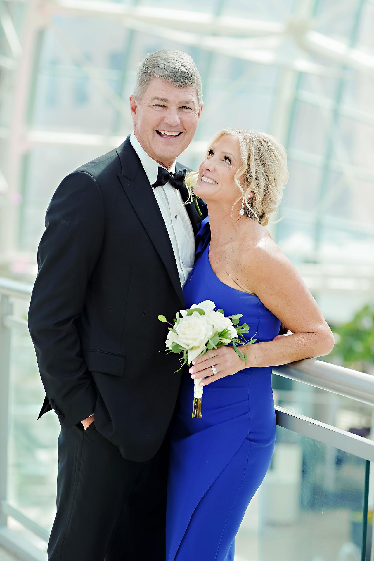 Liz Zach Conrad Artsgarden Indianapolis Wedding 155