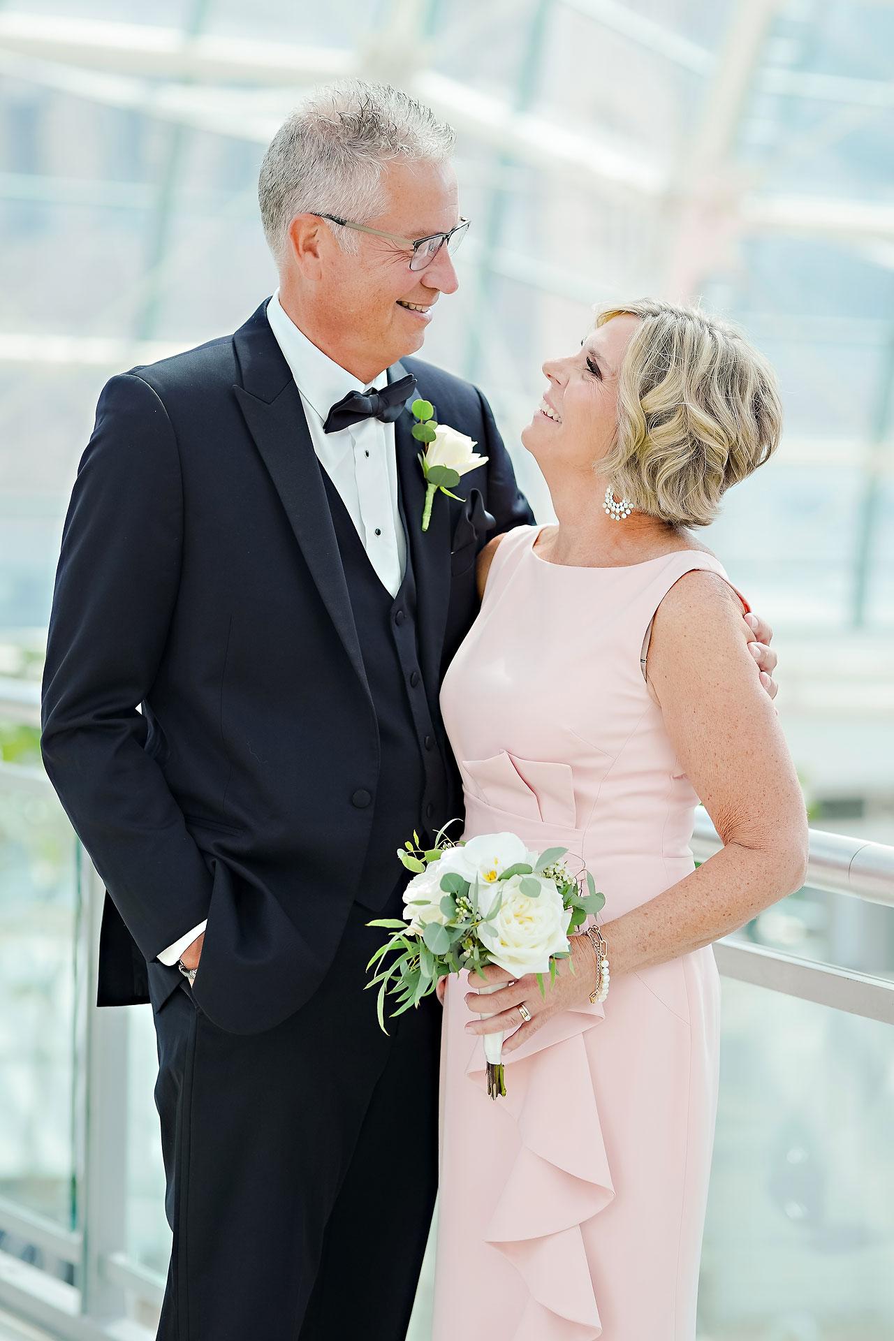 Liz Zach Conrad Artsgarden Indianapolis Wedding 157