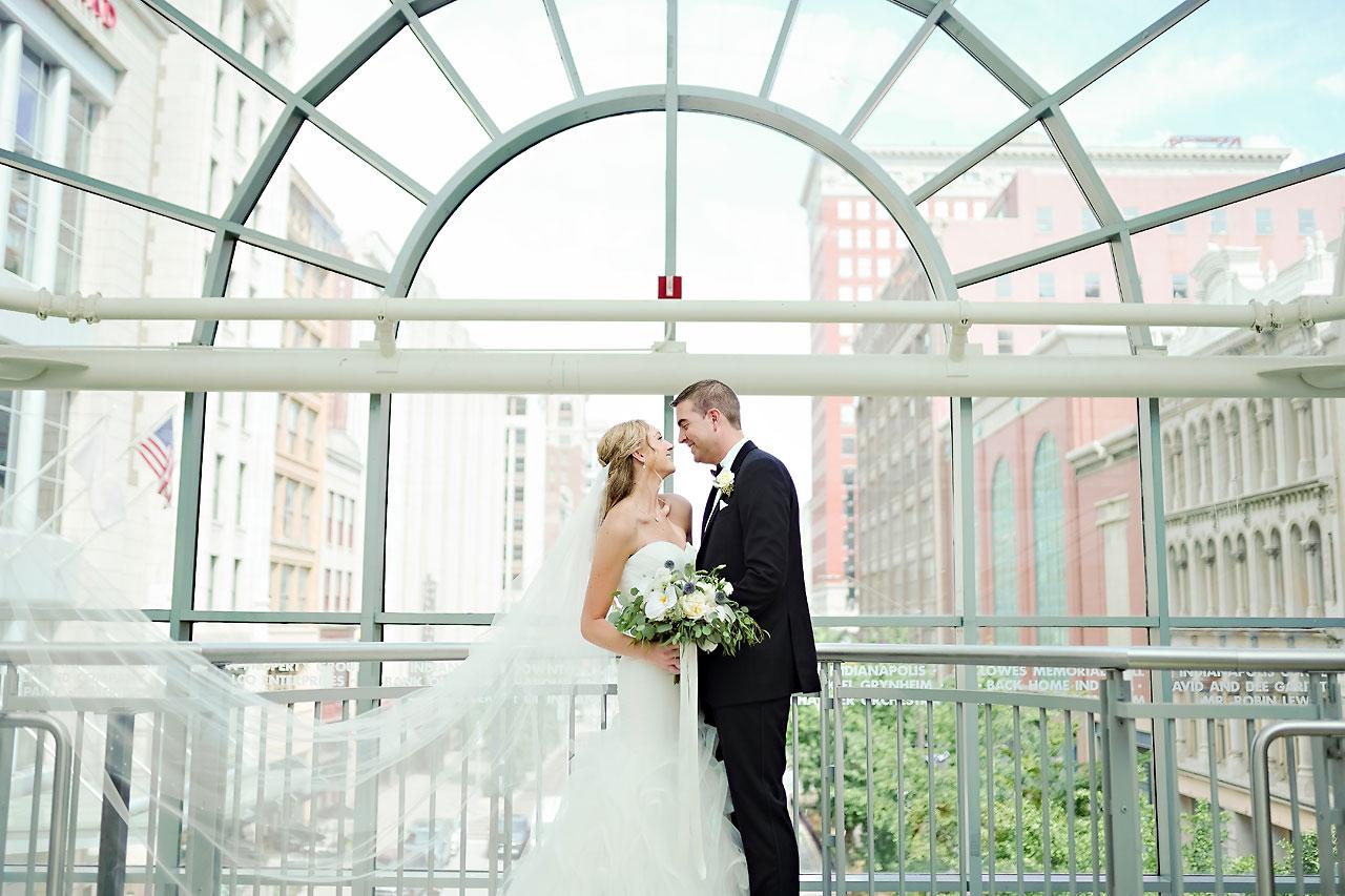 Liz Zach Conrad Artsgarden Indianapolis Wedding 164