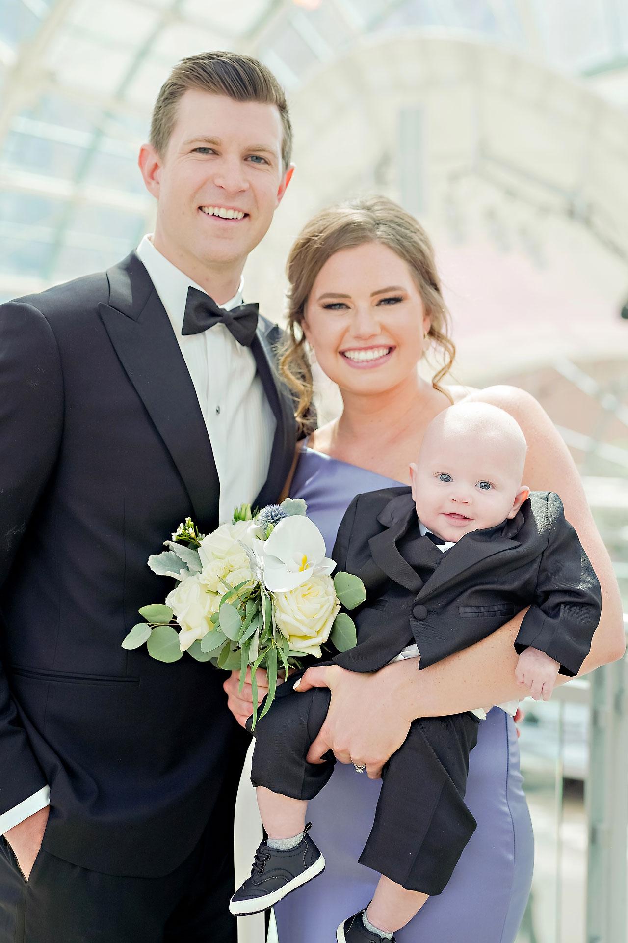 Liz Zach Conrad Artsgarden Indianapolis Wedding 166