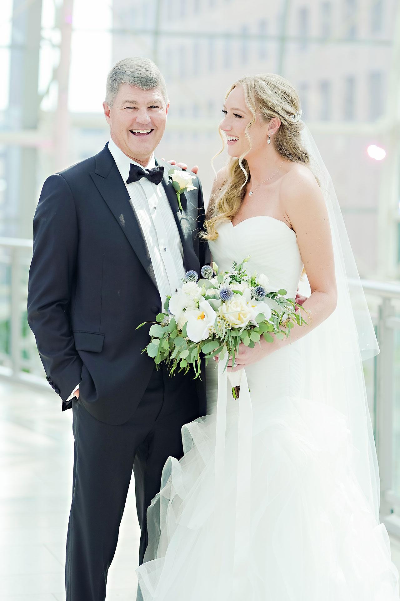 Liz Zach Conrad Artsgarden Indianapolis Wedding 168
