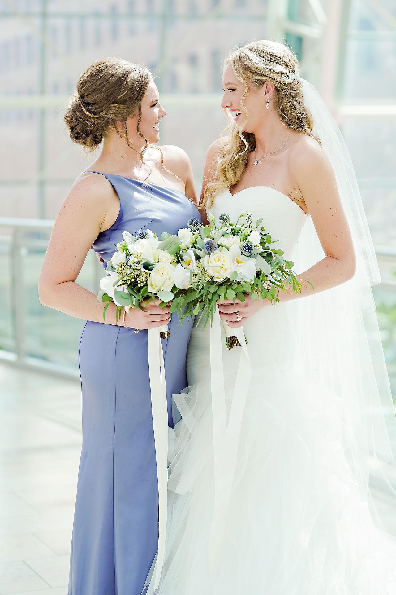 Liz Zach Conrad Artsgarden Indianapolis Wedding 172