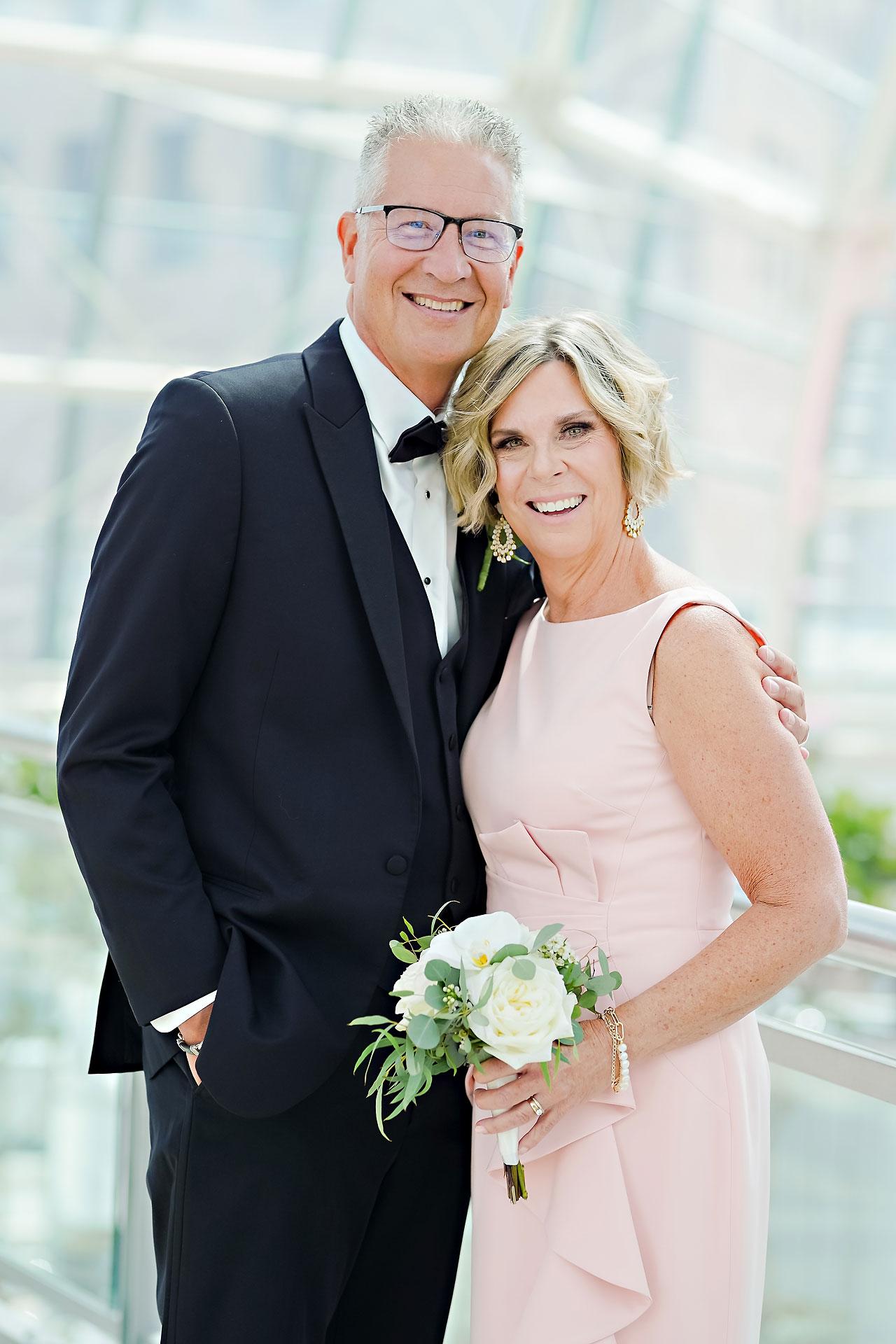 Liz Zach Conrad Artsgarden Indianapolis Wedding 173