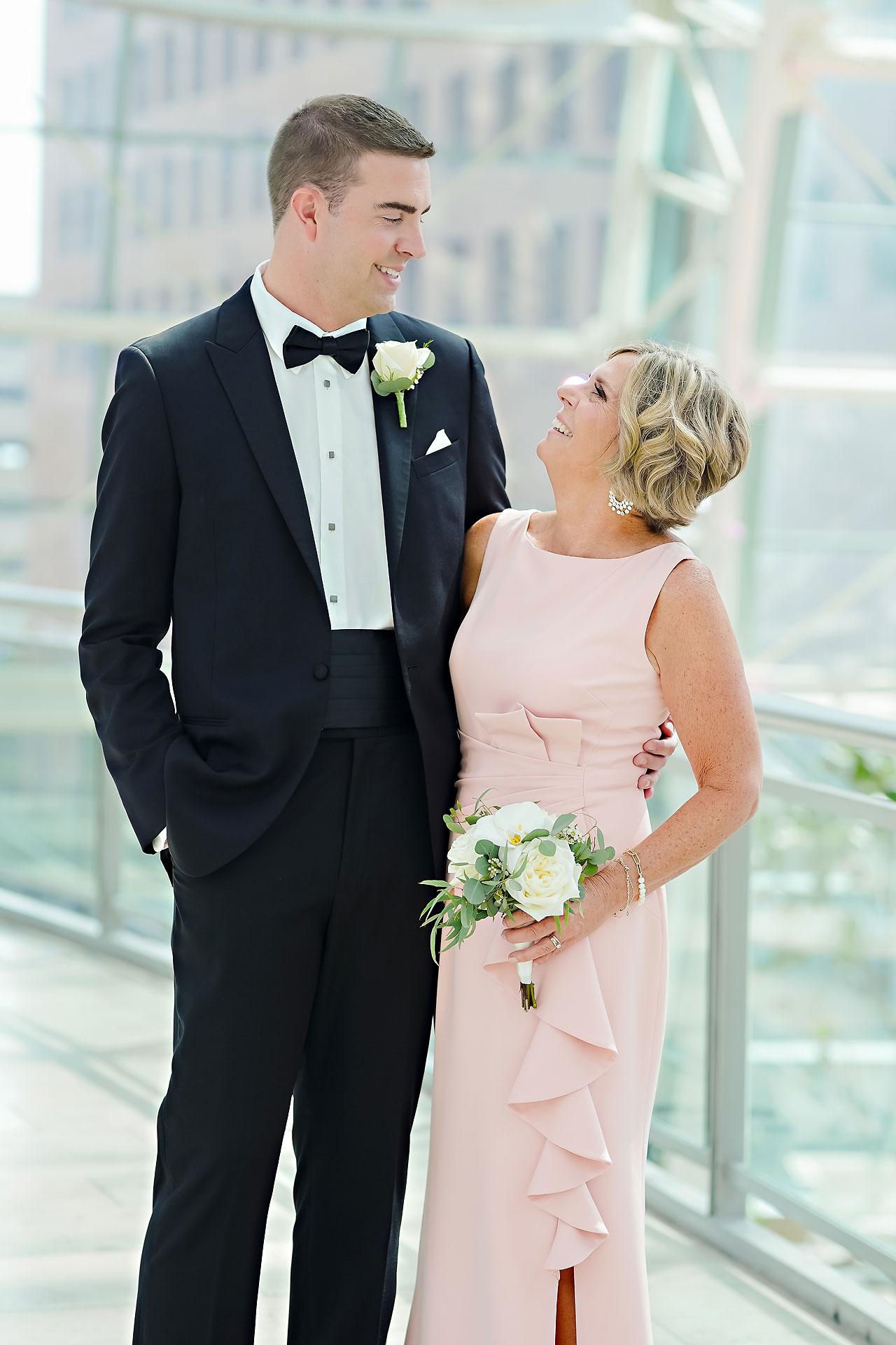 Liz Zach Conrad Artsgarden Indianapolis Wedding 176