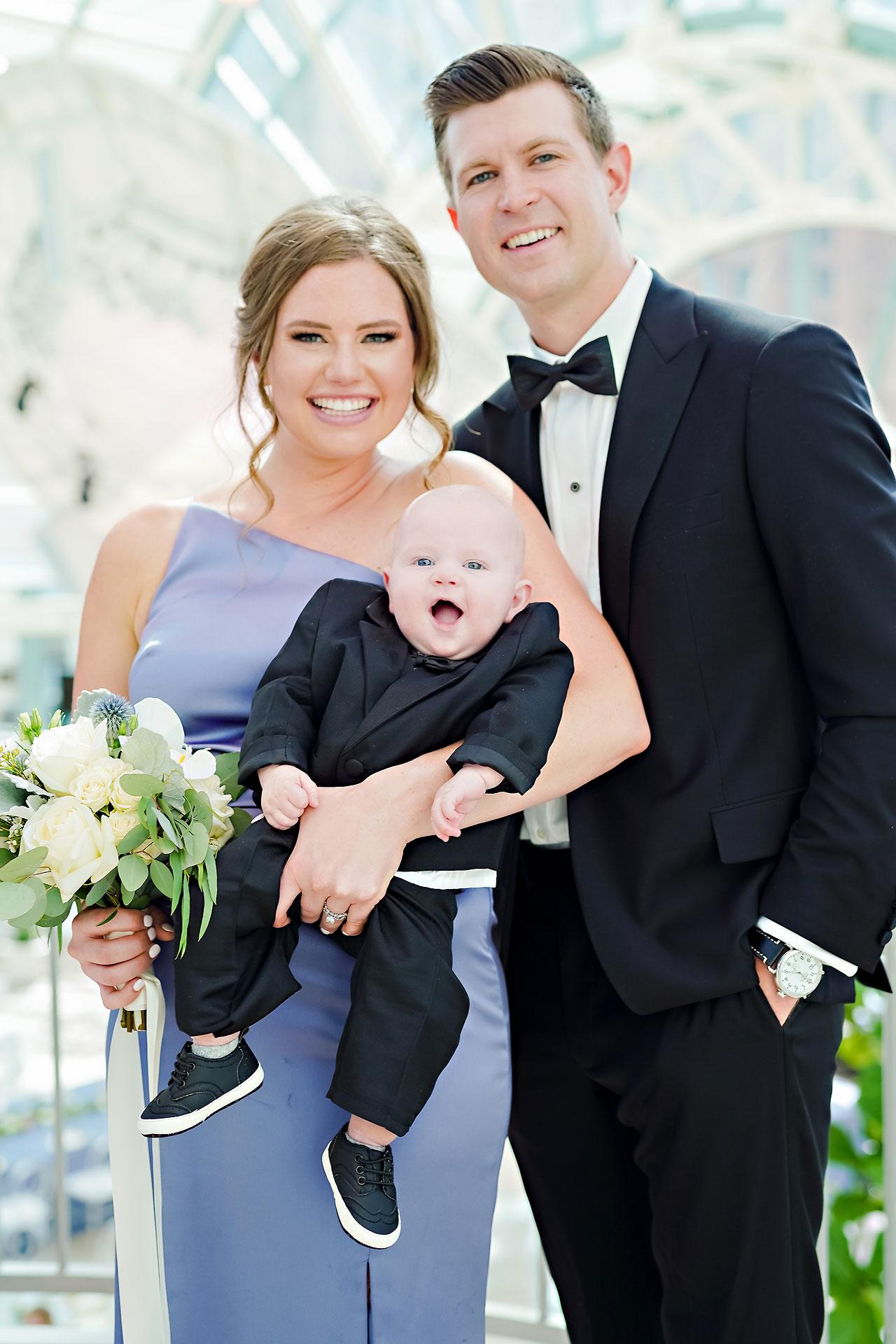 Liz Zach Conrad Artsgarden Indianapolis Wedding 178