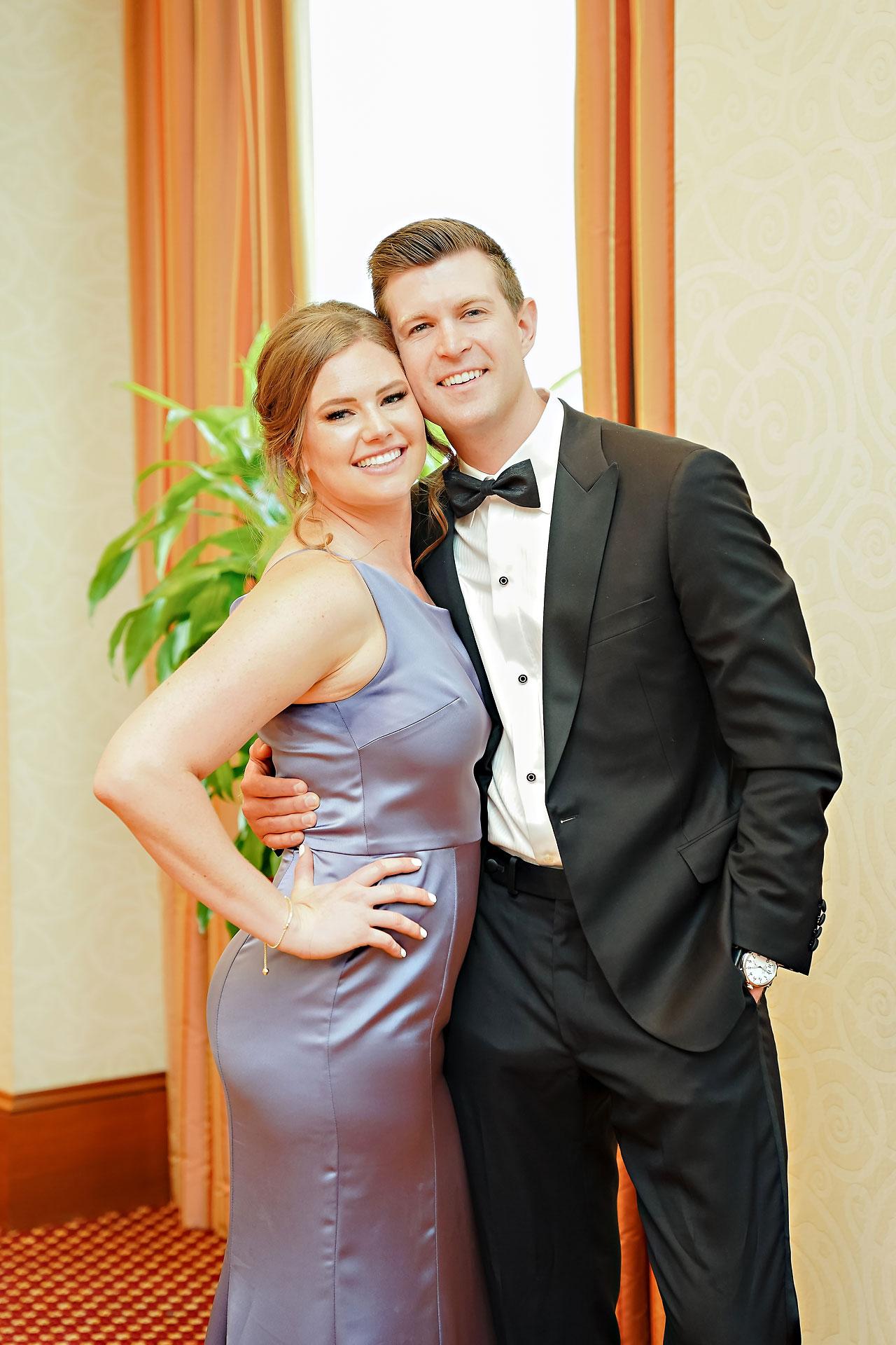 Liz Zach Conrad Artsgarden Indianapolis Wedding 182