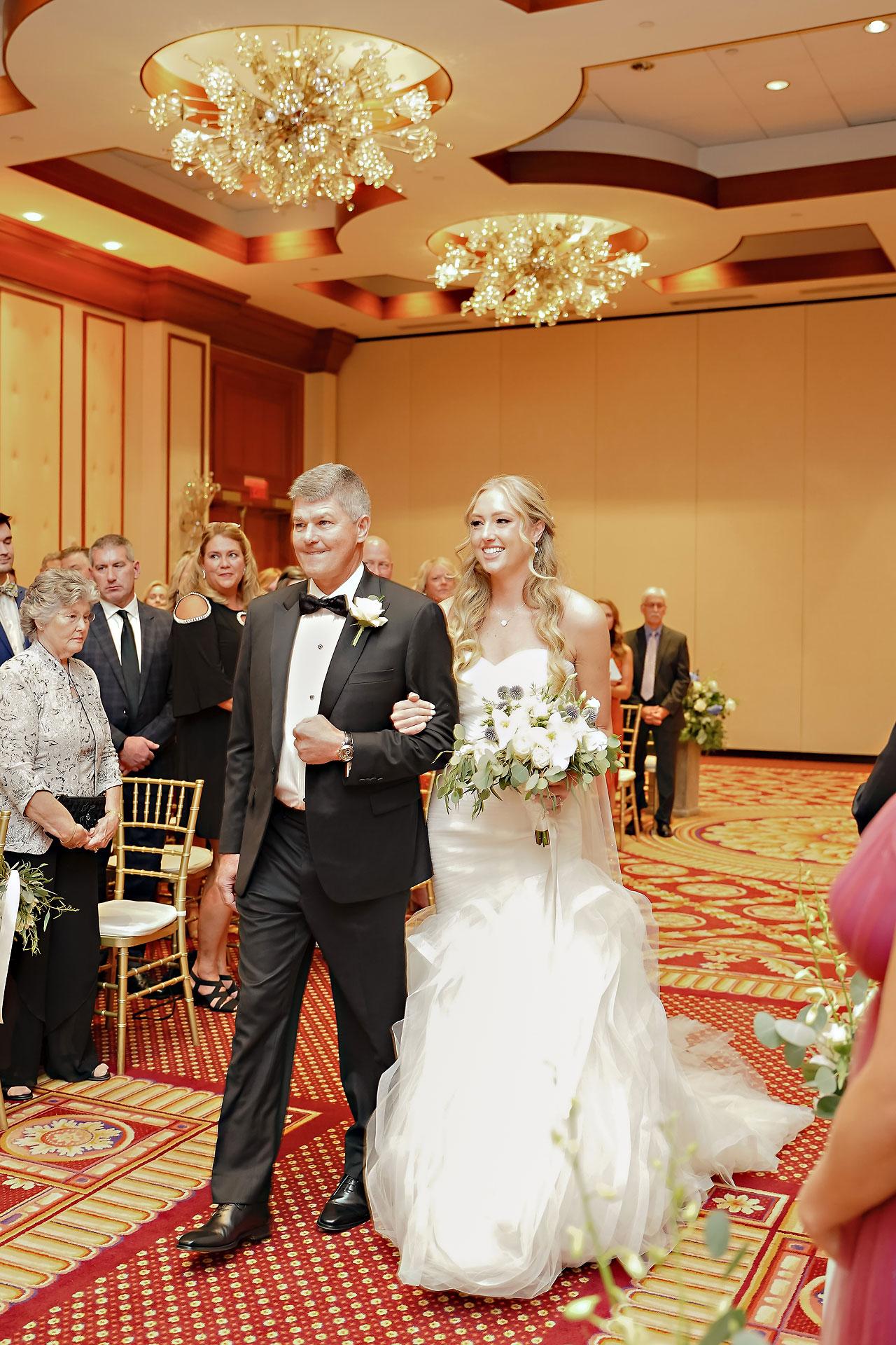 Liz Zach Conrad Artsgarden Indianapolis Wedding 190