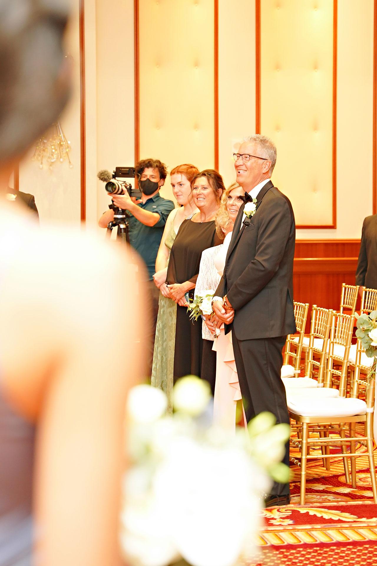 Liz Zach Conrad Artsgarden Indianapolis Wedding 192