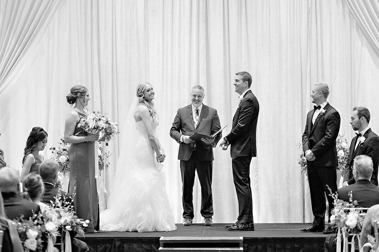 Liz Zach Conrad Artsgarden Indianapolis Wedding 194