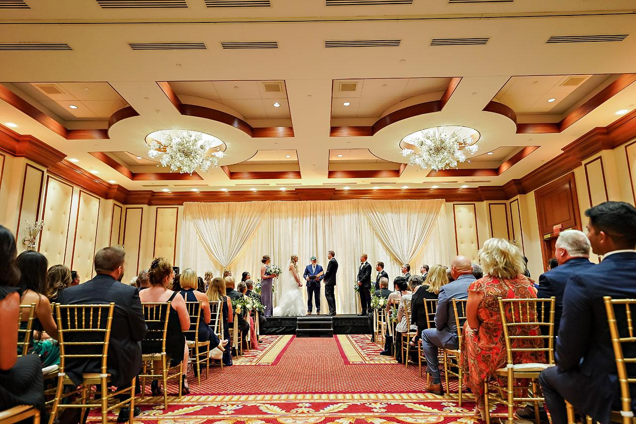Liz Zach Conrad Artsgarden Indianapolis Wedding 196