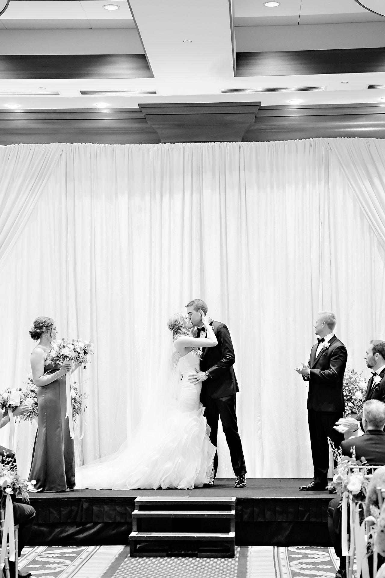 Liz Zach Conrad Artsgarden Indianapolis Wedding 198