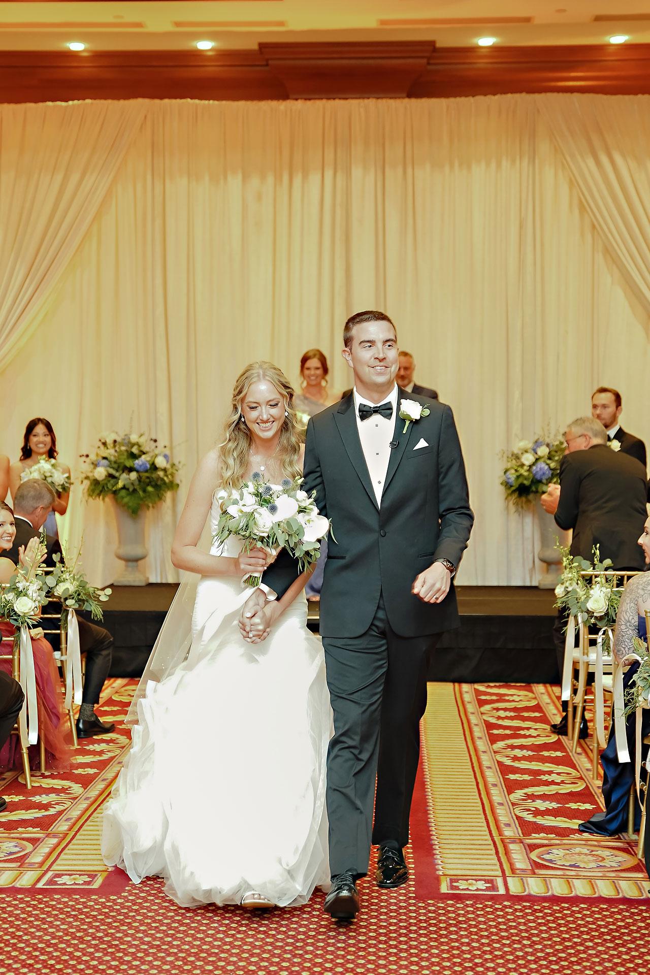 Liz Zach Conrad Artsgarden Indianapolis Wedding 199