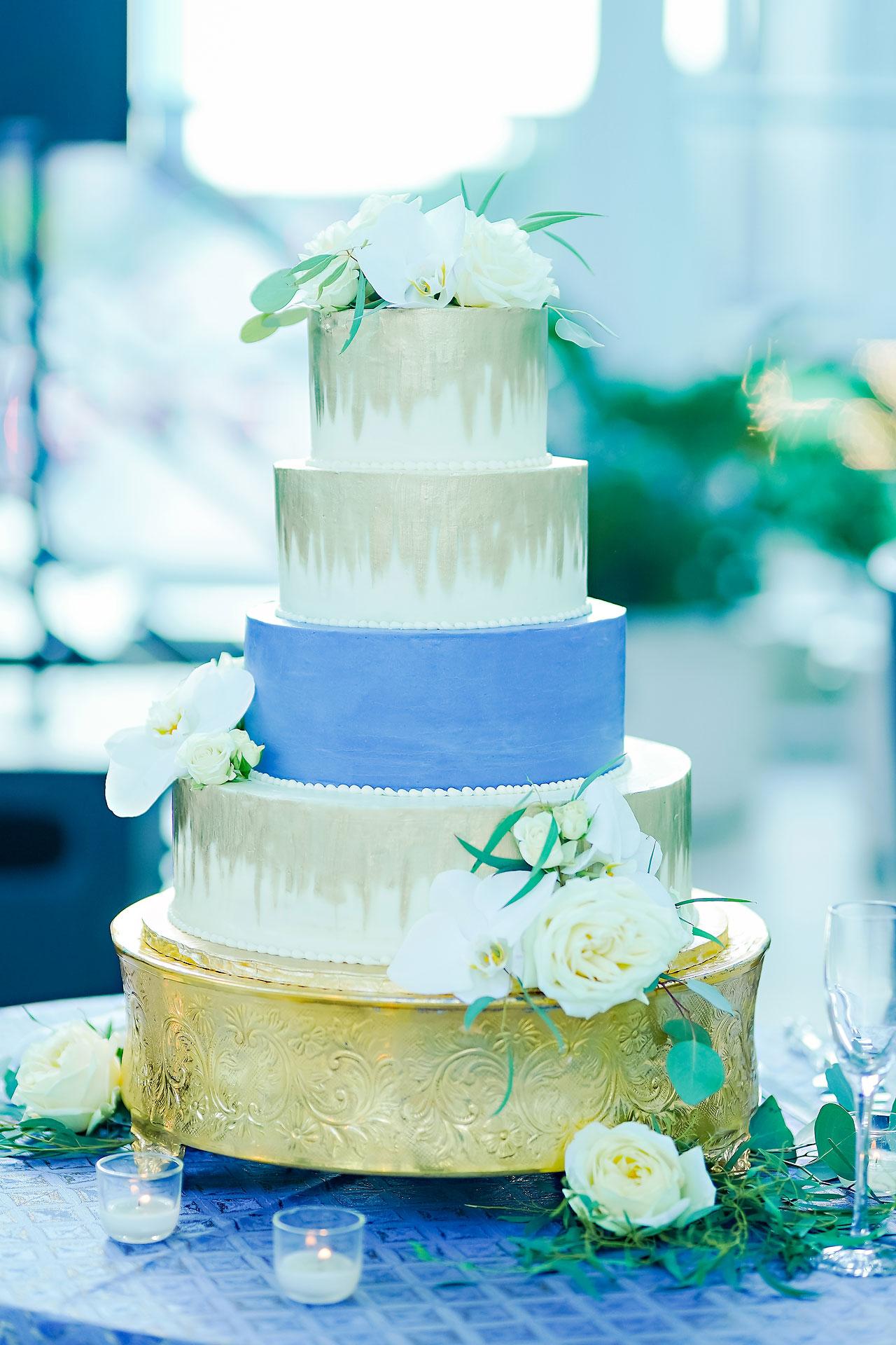 Liz Zach Conrad Artsgarden Indianapolis Wedding 204