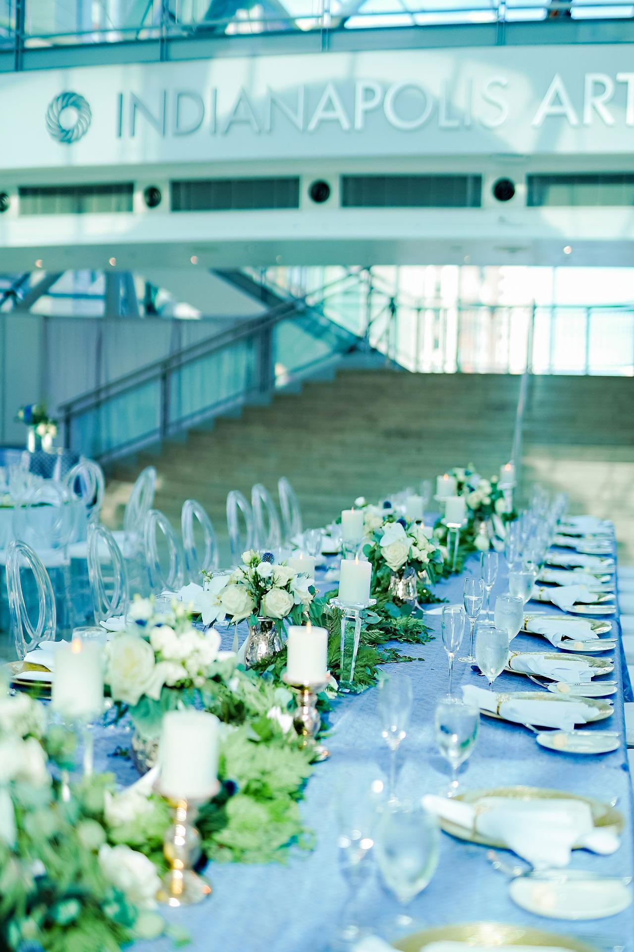 Liz Zach Conrad Artsgarden Indianapolis Wedding 210