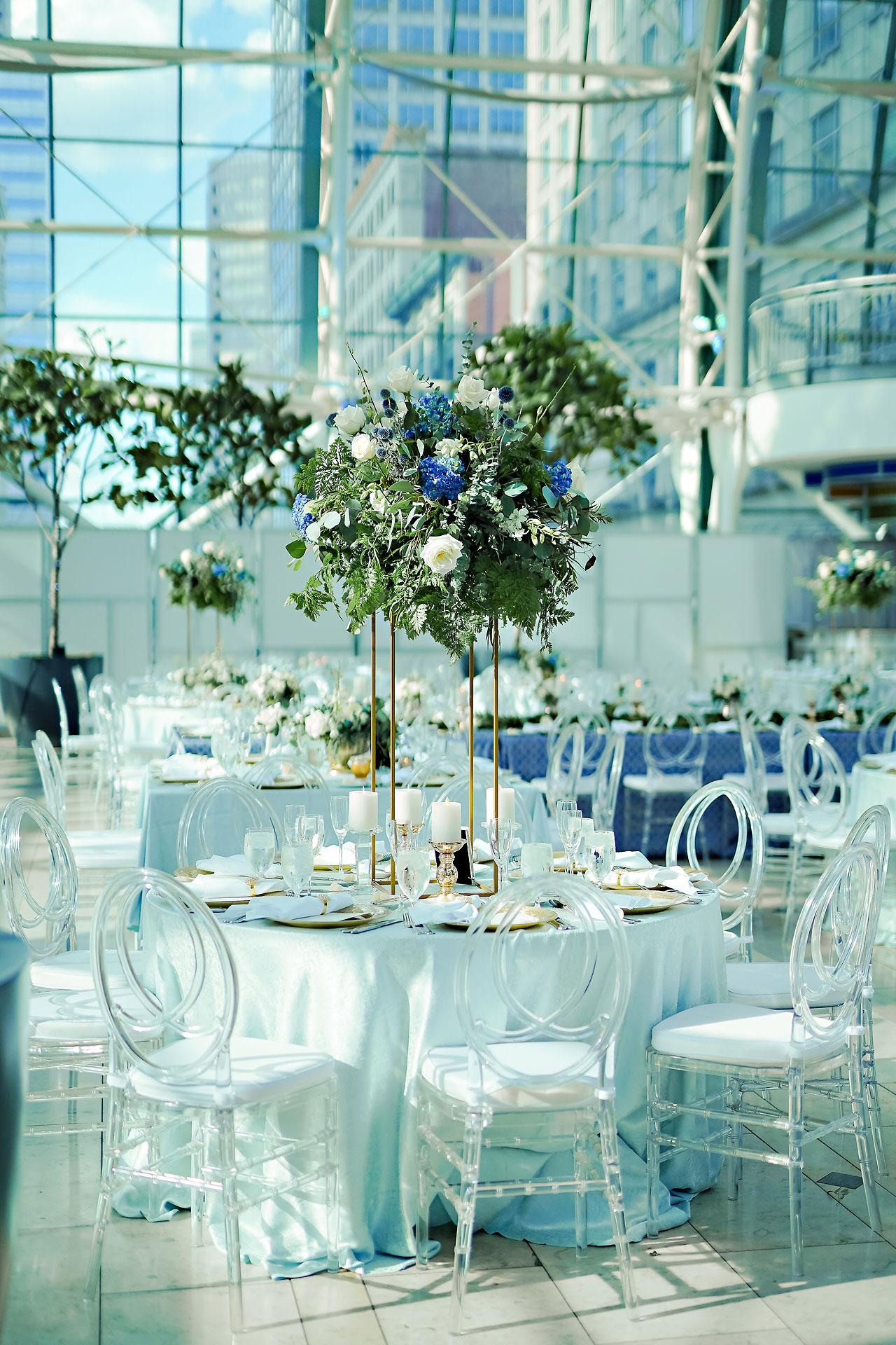 Liz Zach Conrad Artsgarden Indianapolis Wedding 211
