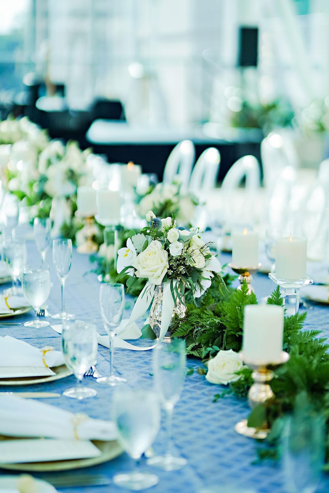 Liz Zach Conrad Artsgarden Indianapolis Wedding 218