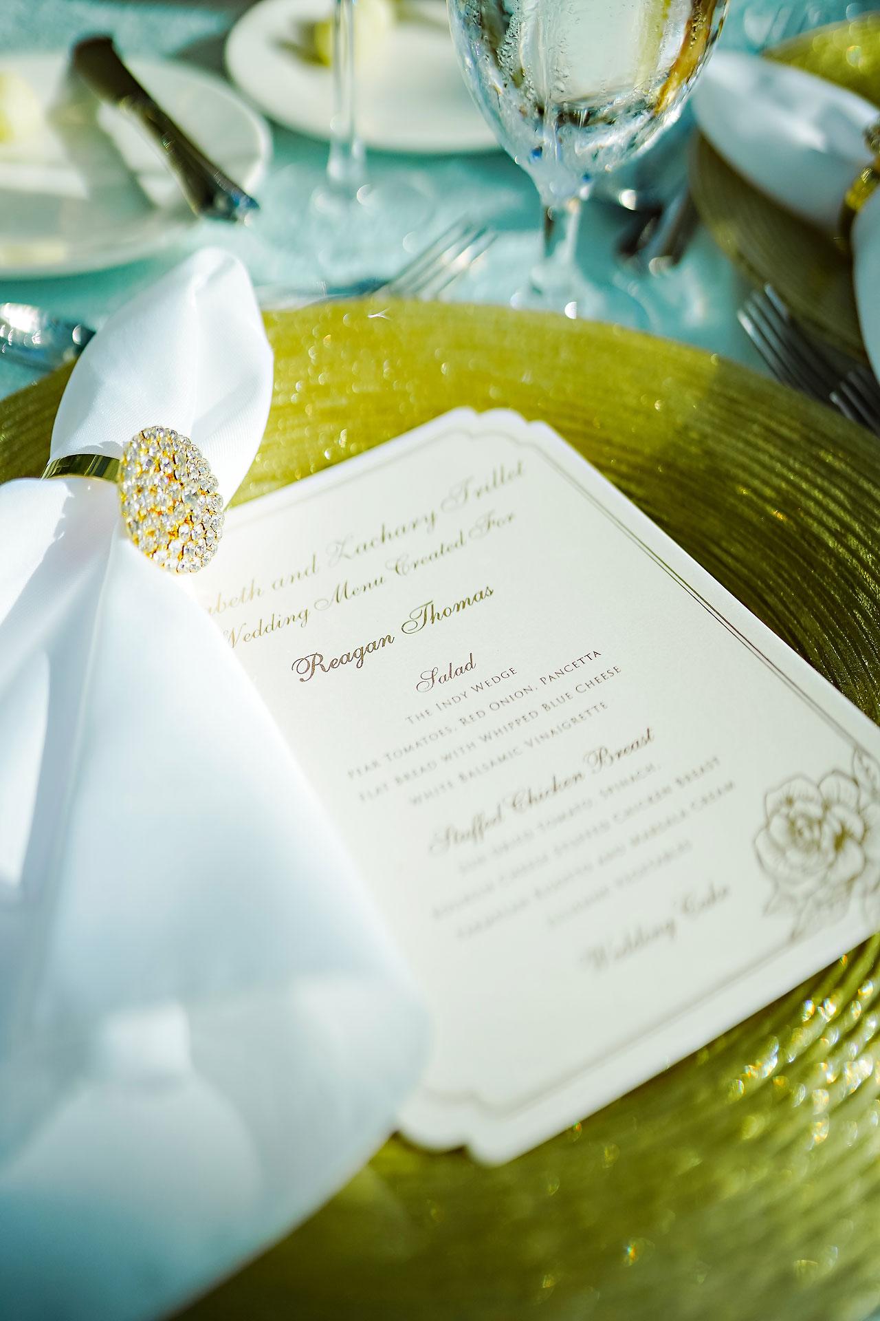 Liz Zach Conrad Artsgarden Indianapolis Wedding 222