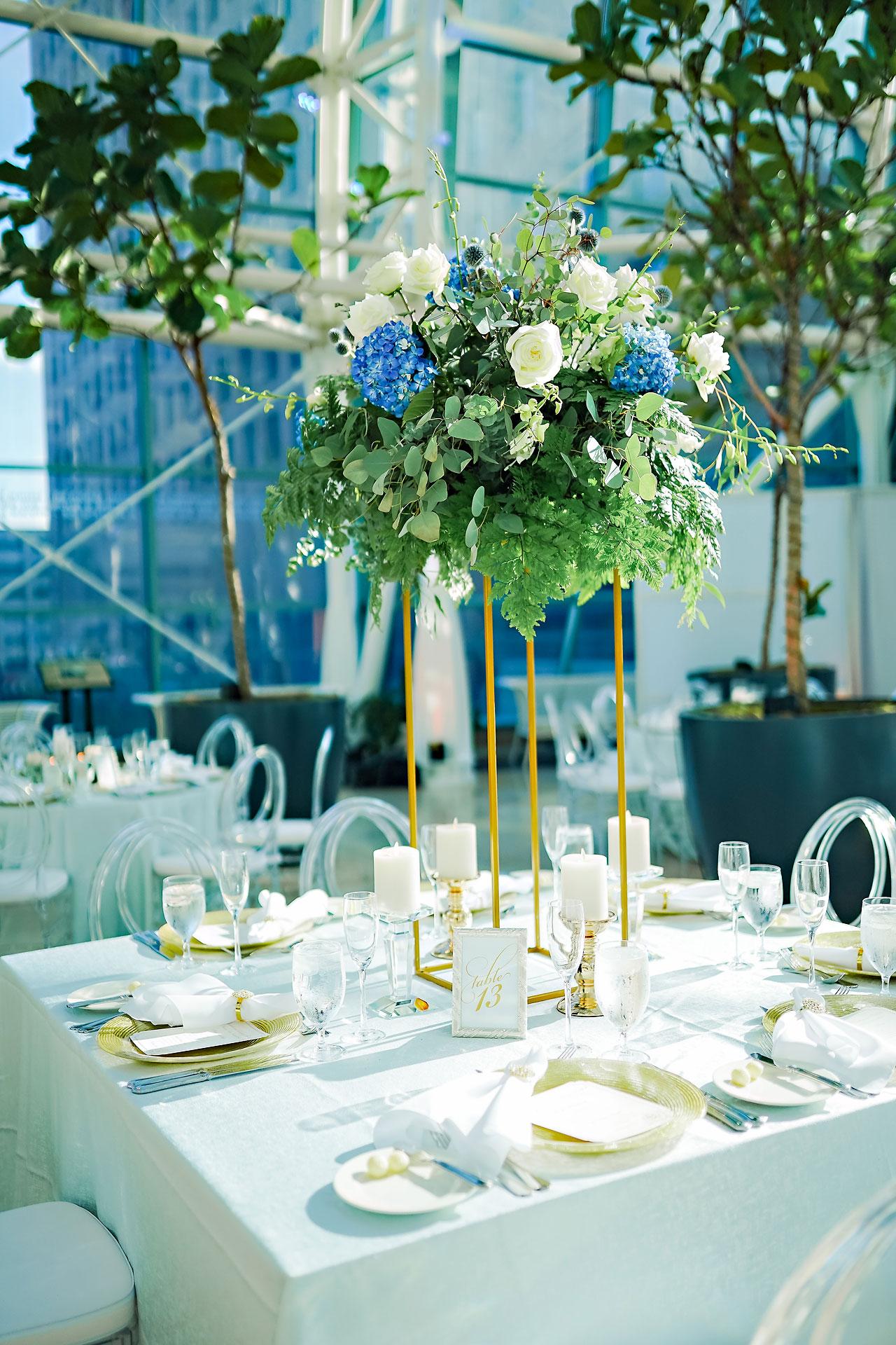 Liz Zach Conrad Artsgarden Indianapolis Wedding 223