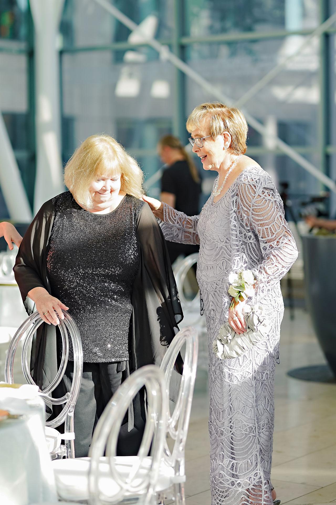 Liz Zach Conrad Artsgarden Indianapolis Wedding 226