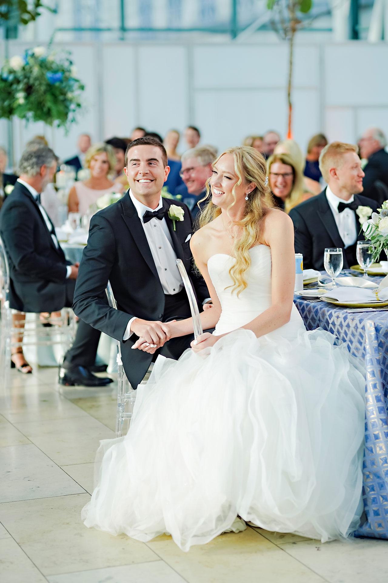 Liz Zach Conrad Artsgarden Indianapolis Wedding 237