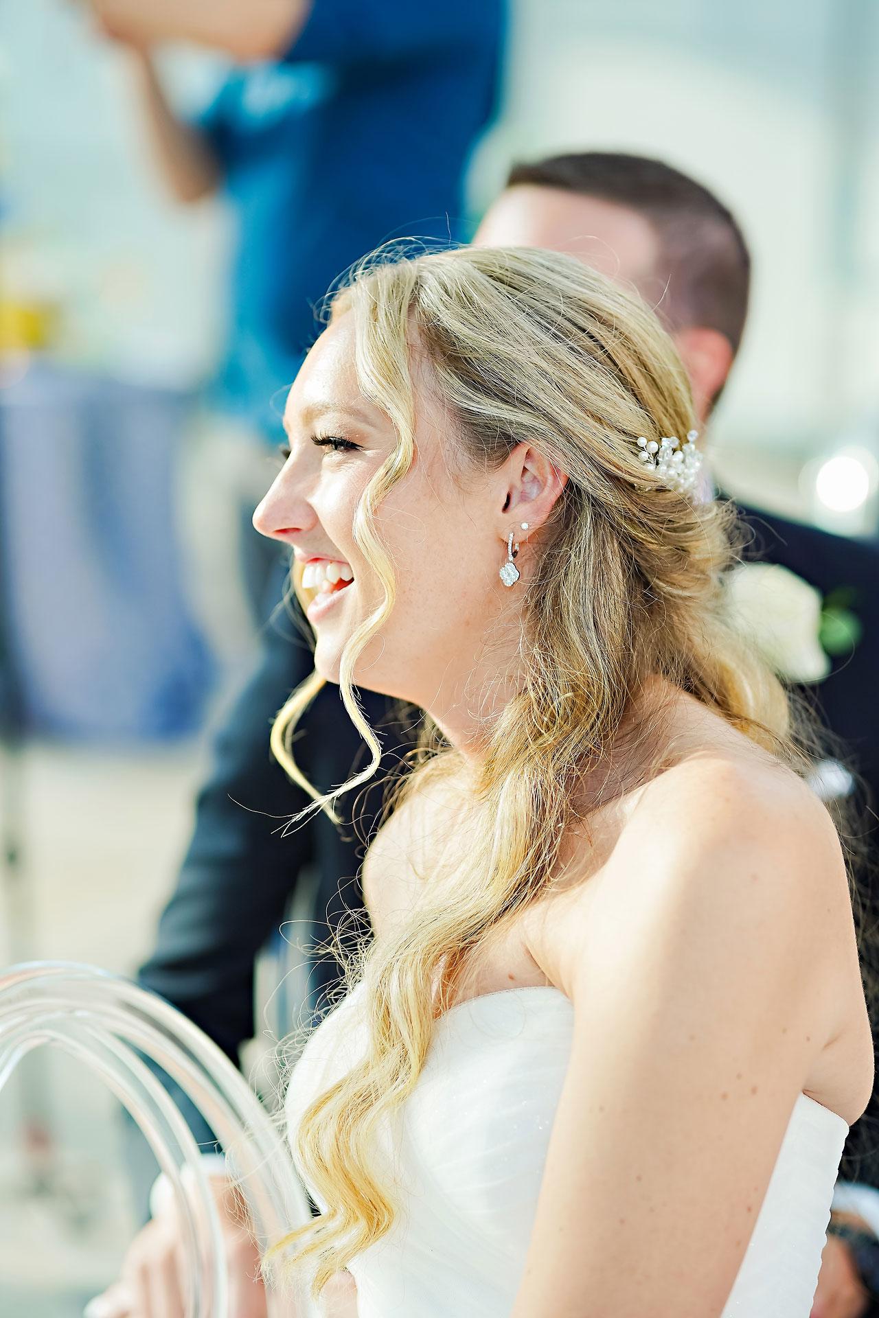 Liz Zach Conrad Artsgarden Indianapolis Wedding 240
