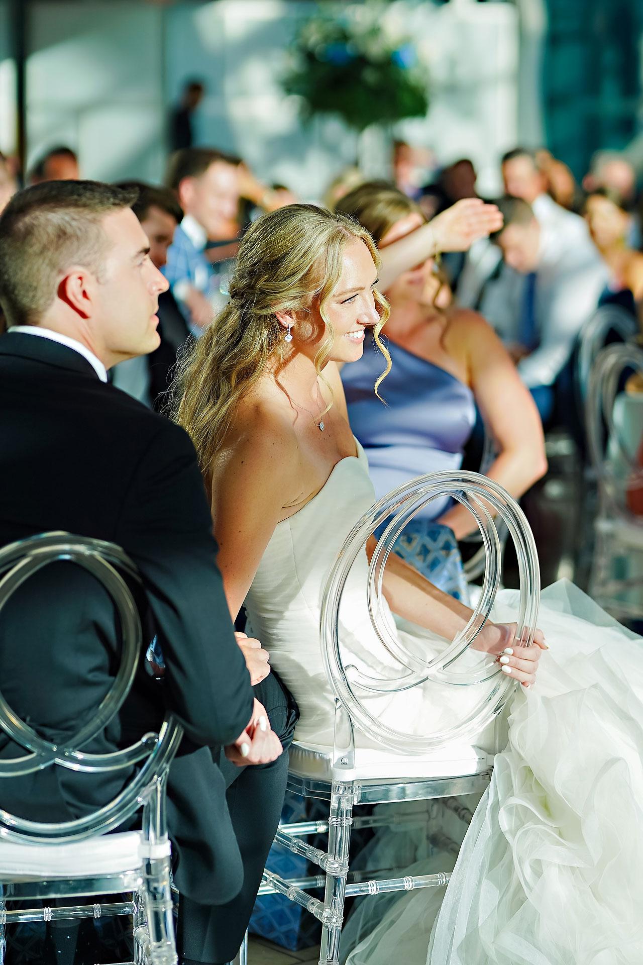 Liz Zach Conrad Artsgarden Indianapolis Wedding 241