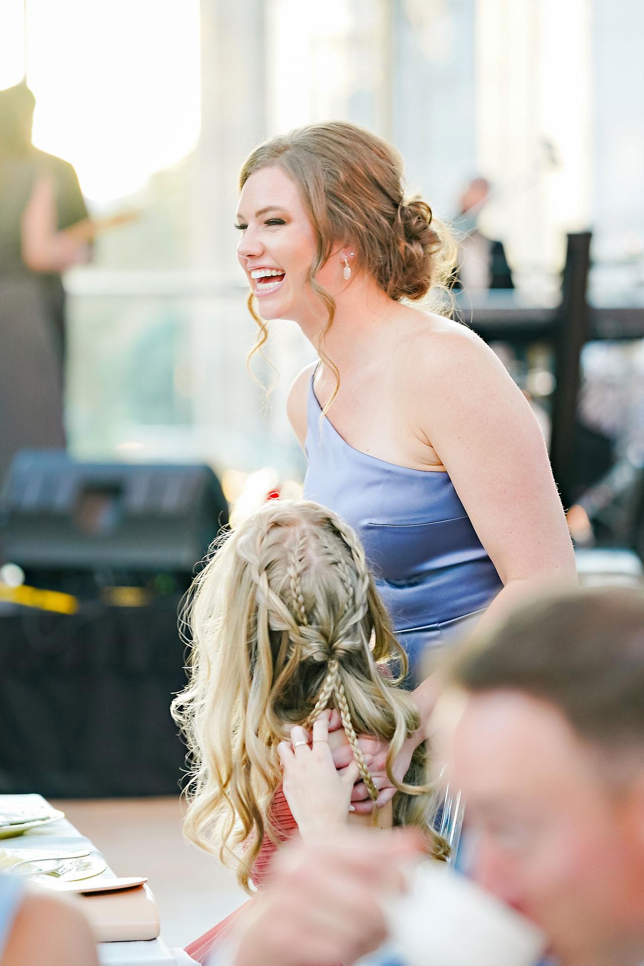 Liz Zach Conrad Artsgarden Indianapolis Wedding 247