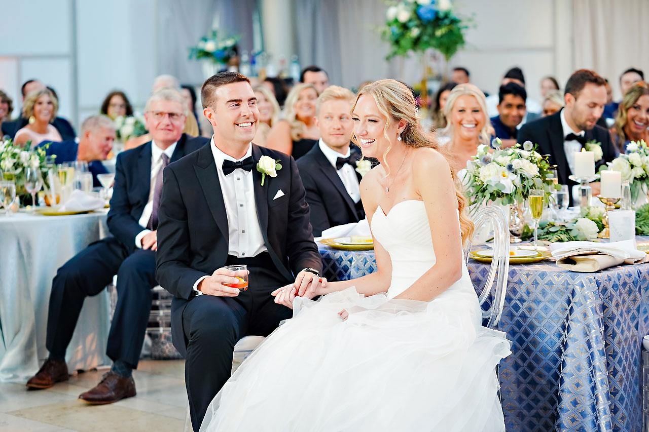 Liz Zach Conrad Artsgarden Indianapolis Wedding 250