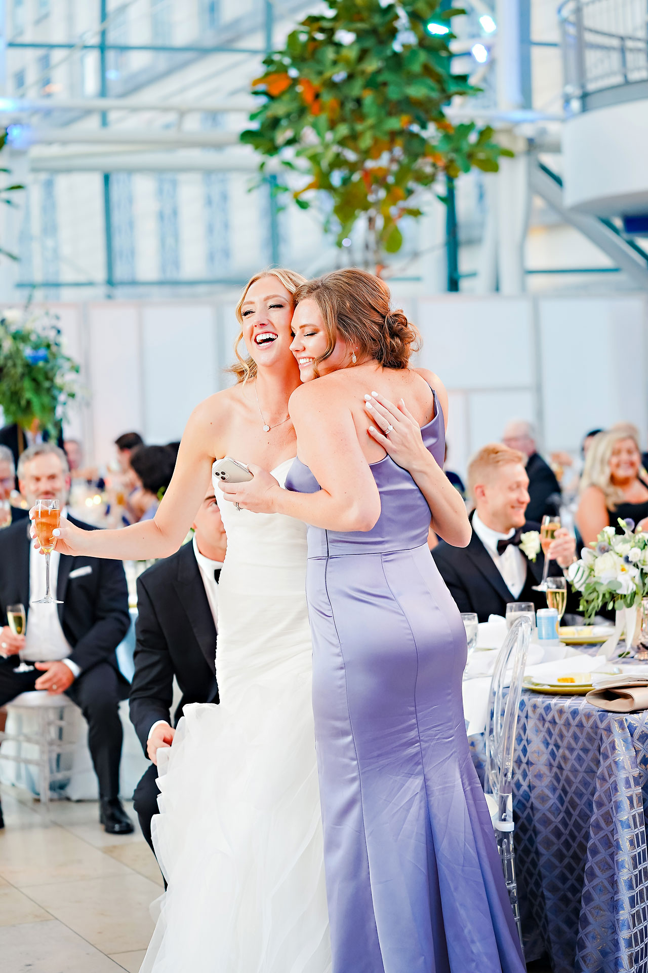 Liz Zach Conrad Artsgarden Indianapolis Wedding 252
