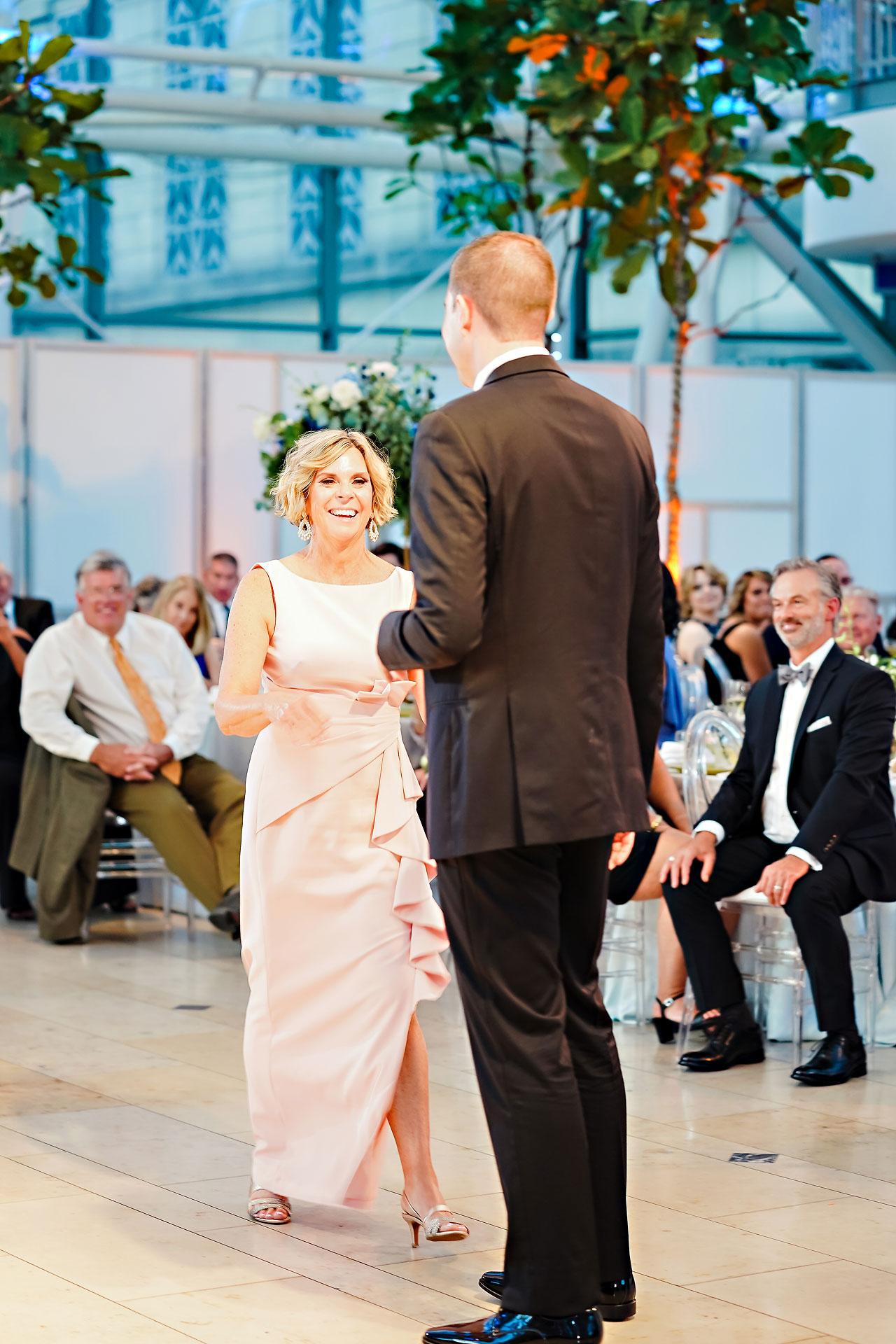 Liz Zach Conrad Artsgarden Indianapolis Wedding 267