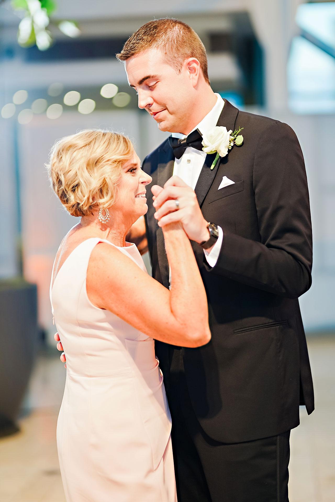 Liz Zach Conrad Artsgarden Indianapolis Wedding 268
