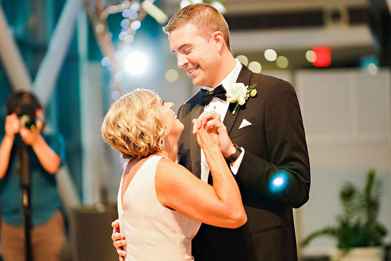 Liz Zach Conrad Artsgarden Indianapolis Wedding 269