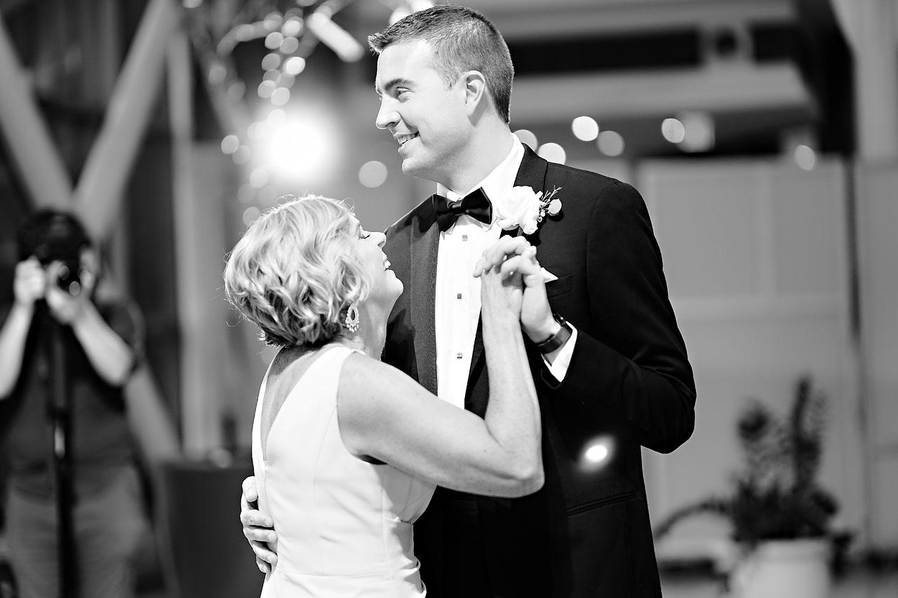Liz Zach Conrad Artsgarden Indianapolis Wedding 270