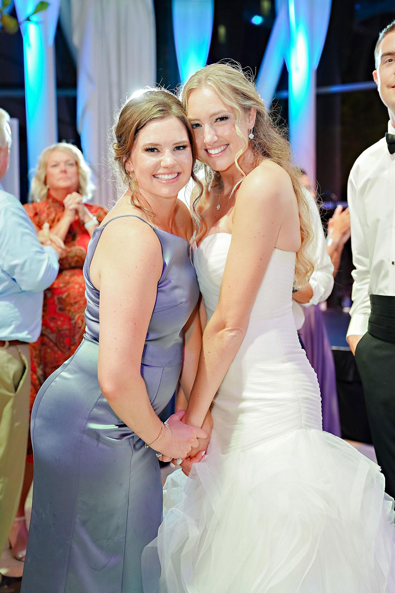 Liz Zach Conrad Artsgarden Indianapolis Wedding 282
